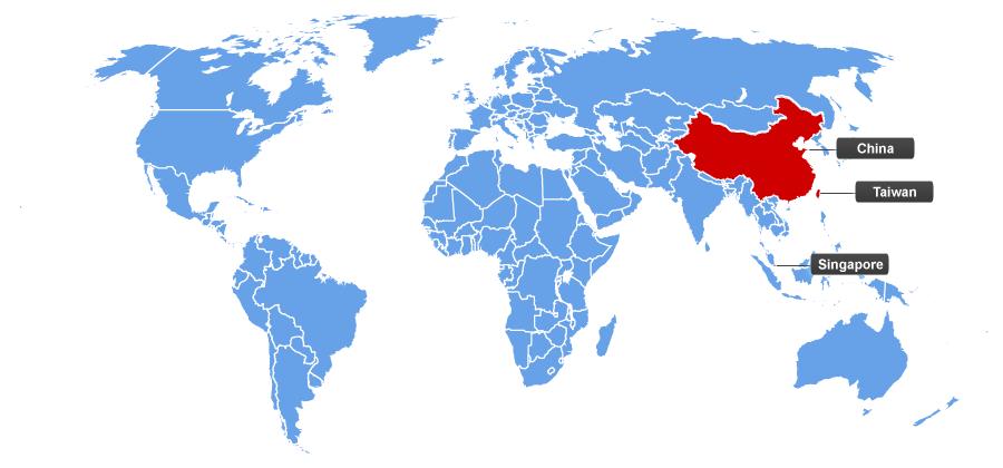 Mandarin Speaking Countries