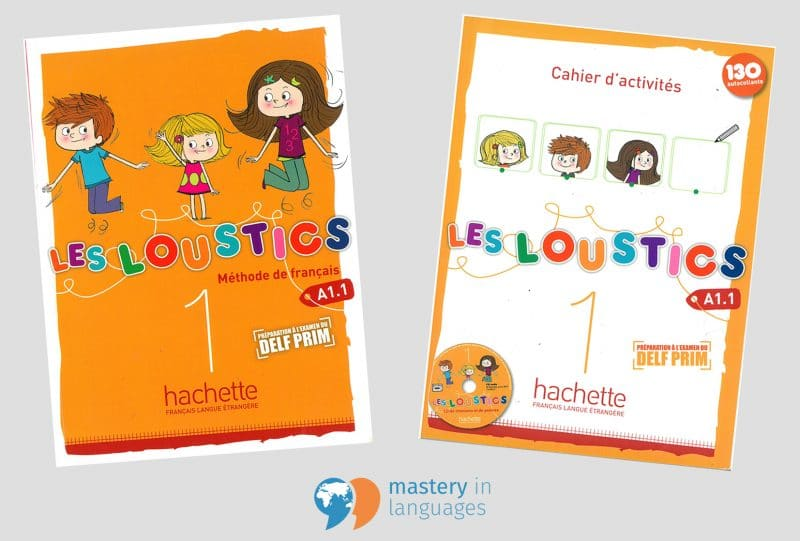 French Textbook for Beginner (Kids)