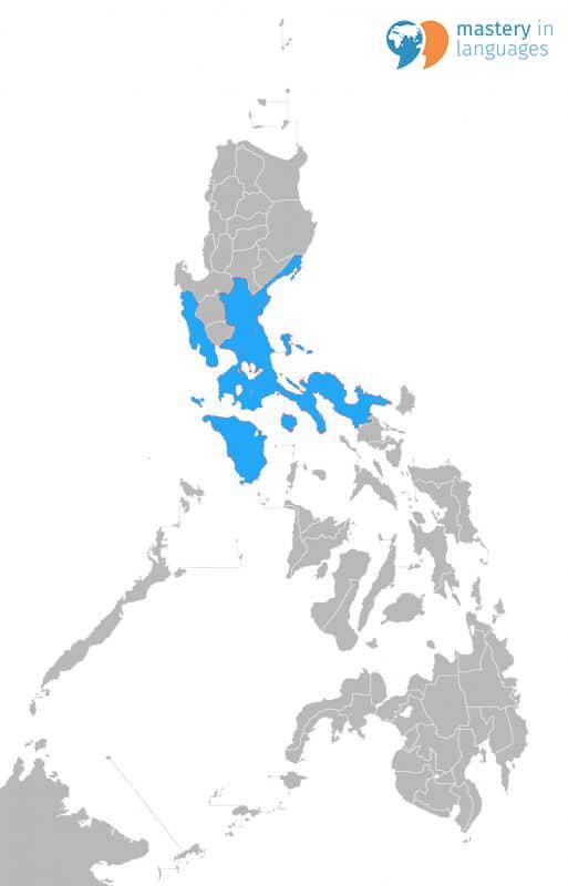 Tagalog Speaking Areas